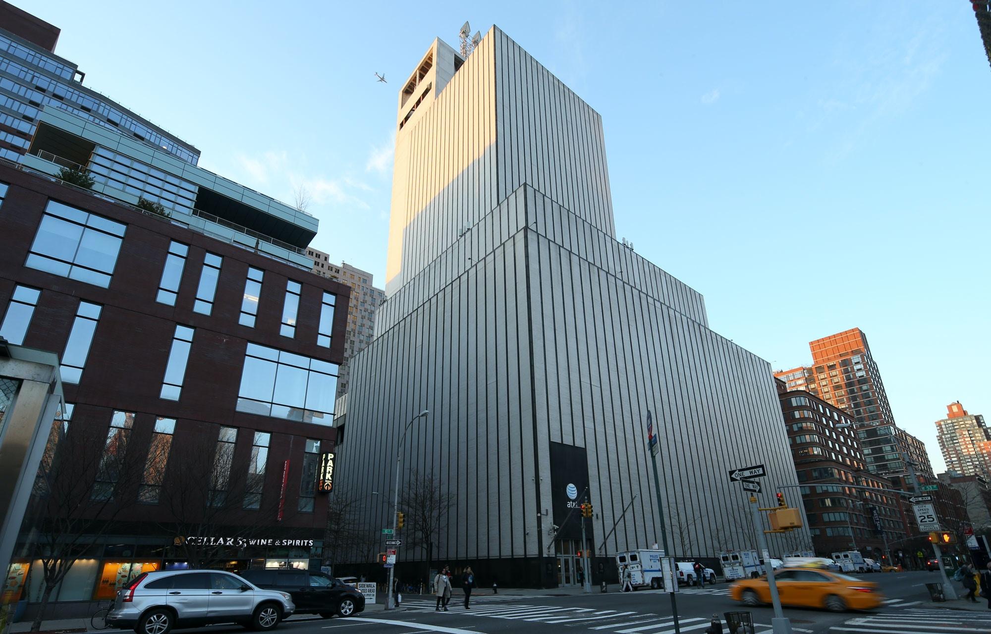 The NSA's Hidden Spy Hubs in Eight U S  Cities