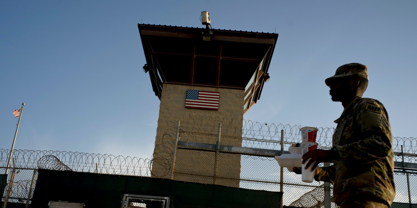 The Doublespeak of Food at Guantánamo