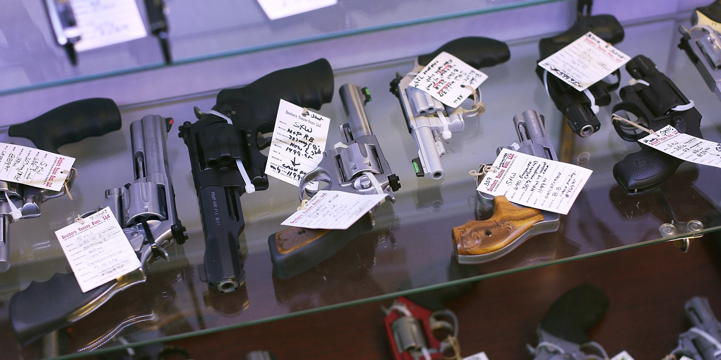 New CDC Report Downplays Role Of Guns In Rising US Suicide Rates
