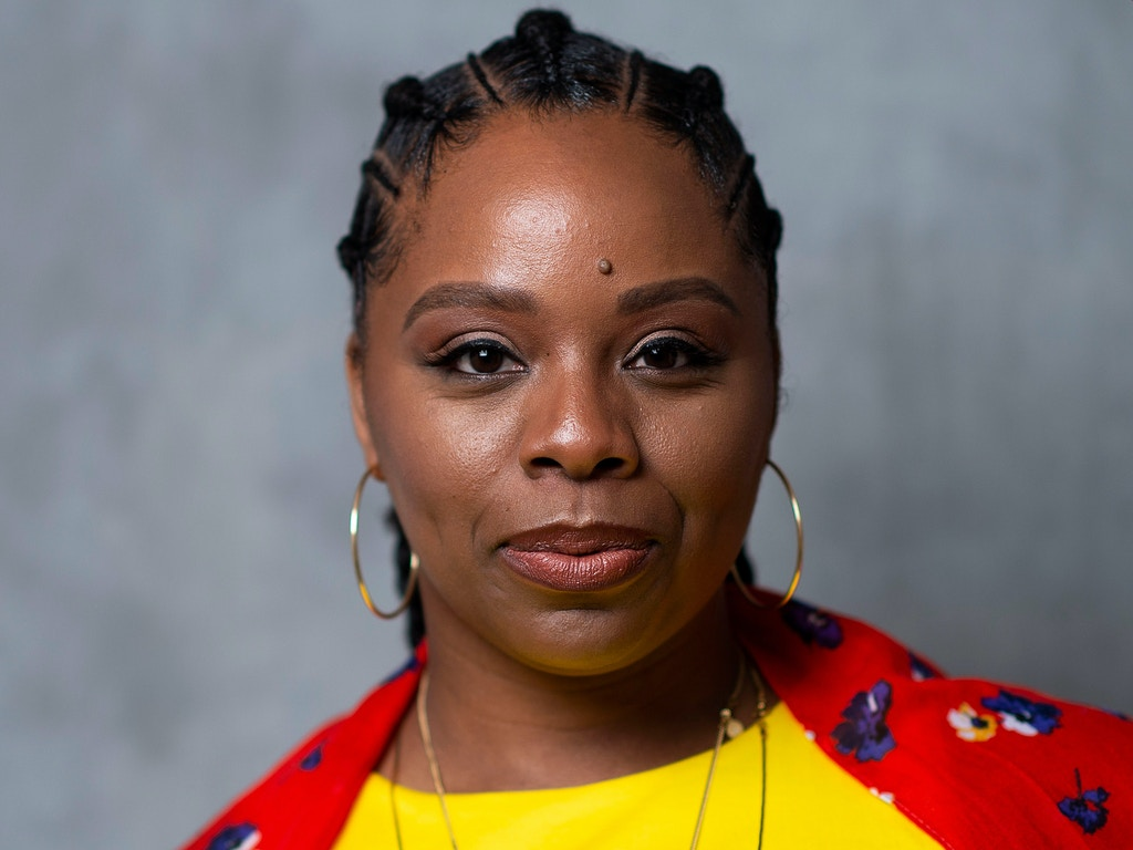 Co-founder of Black Lives Matter Movement Patrisse Cullors attends the United State of Women Summit on May 5, 2018, in Los Angeles, California. (Photo by VALERIE MACON / AFP)        (Photo credit should read VALERIE MACON/AFP/Getty Images)
