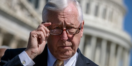 House Minority Whip Steny Hoyer, D-Md., criticizes House Republicans for failing to act to protect