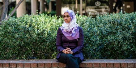 SANTA CLARA, CA - JULY 27 Two weeks after Donald Trump won the presidency last November, Zahra Billoo, executive director of the Council on American-Islamic Relations San Francisco Bay Area Office, posted to Facebook a line from a handwritten letter mailed to a San Jose mosque: Hes going to do to you Muslims what Hitler did to the Jews. Two weeks after Donald Trump won the presidency last November, Zahra Billoo, executive director of the Council on American-Islamic Relations San Francisco Bay Area Office, posted to Facebook a line from a handwritten letter mailed to a San Jose mosque: Hes going to do to you Muslims what Hitler did to the Jews.(Photo by Nick Otto for the Washington Post)