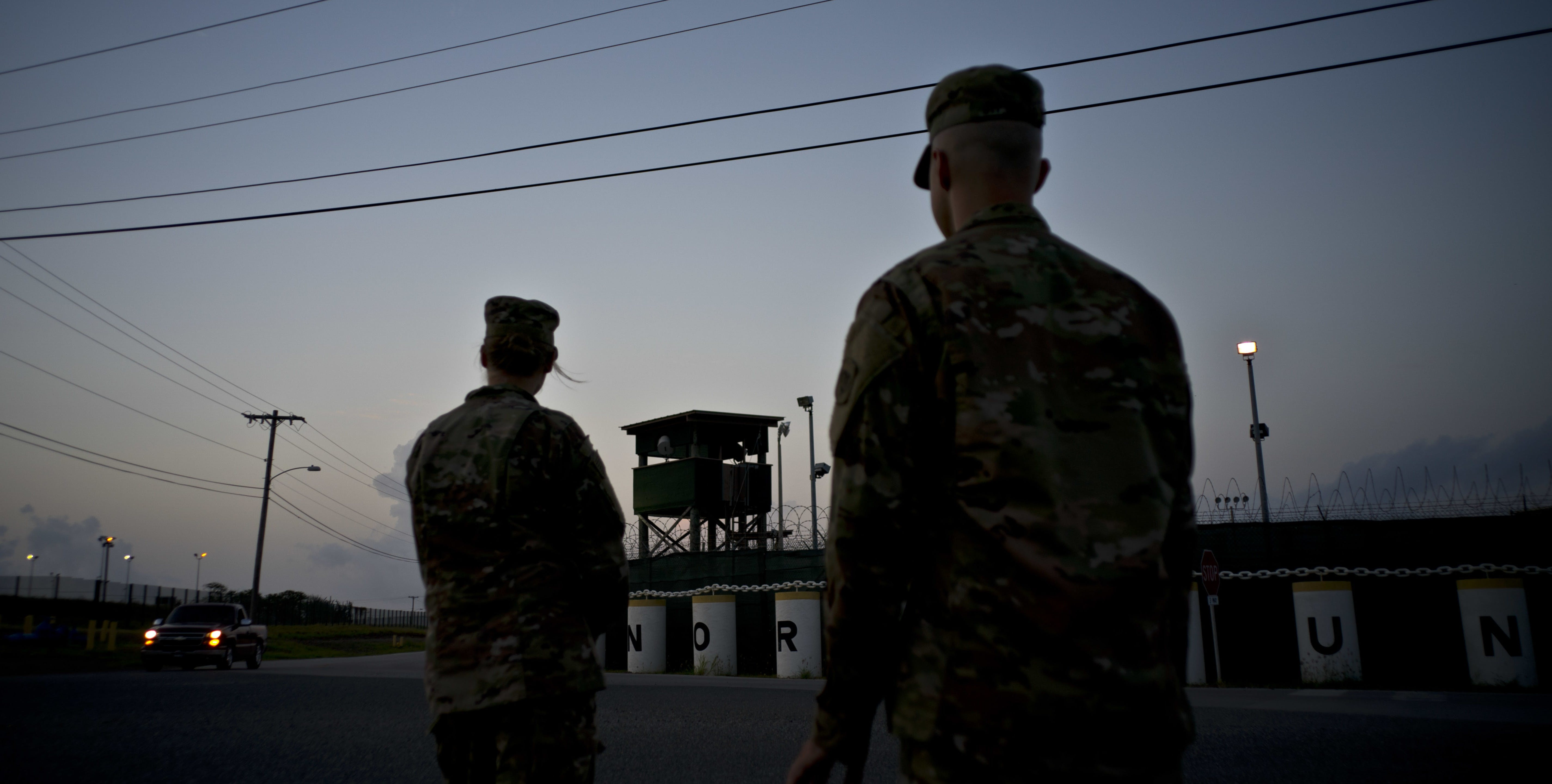 As Eight Guantánamo Detainees Ask for Freedom, the Trump Administration Says It Could Hold Them For 100 Years