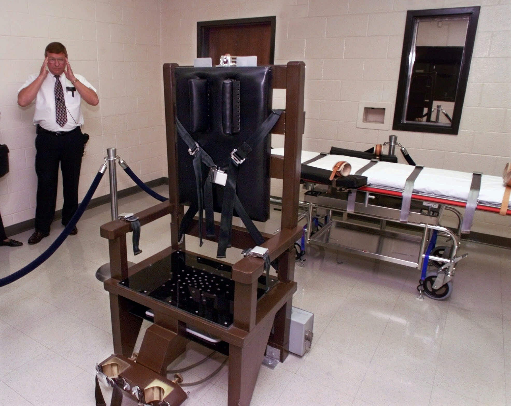 Tennessee to Restart Executions by Killing Man With Mental