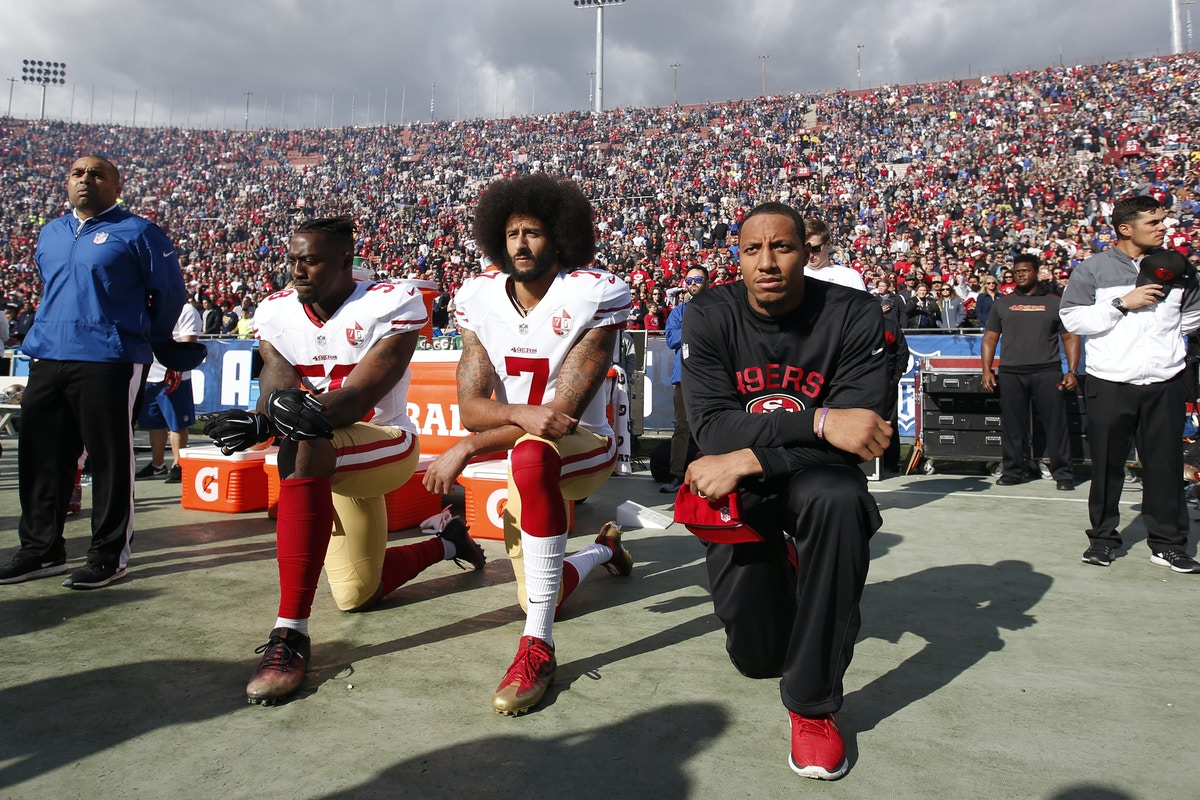 Colin Kaepernick's Forced Exile From the NFL Has Lasted for 500 Days