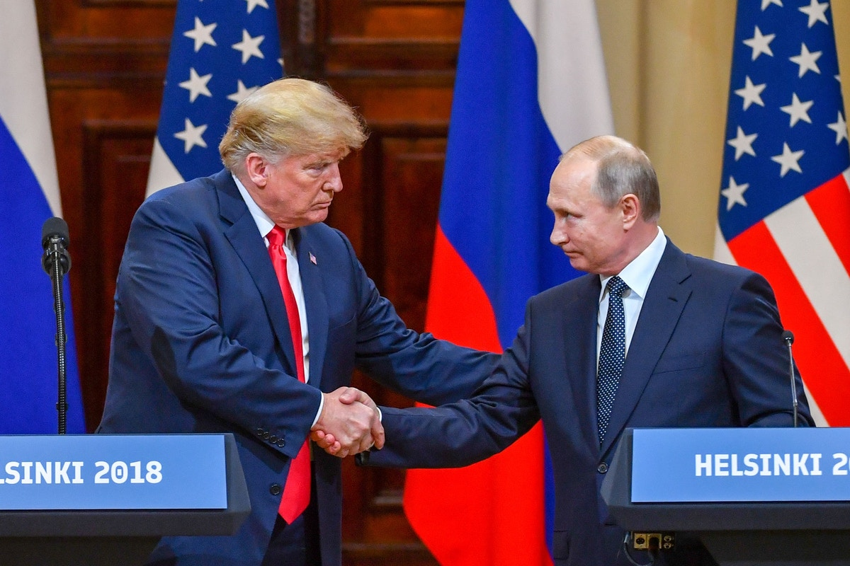 Did You Feel Betrayed by Trump's Press Conference with Putin? That's a Taste of How Black People Feel Every Day.