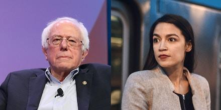 Sanders and Ocasio-Cortez Went to War With Partisanship in Kansas
