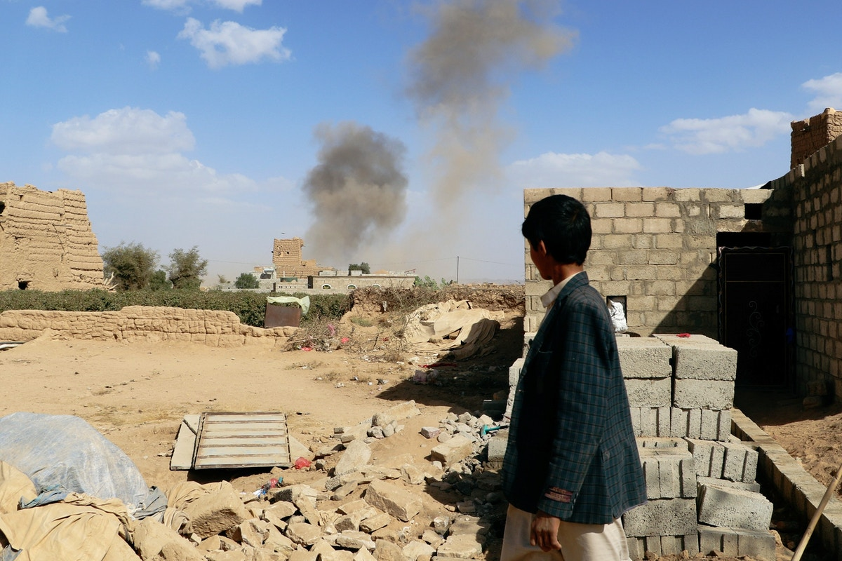 """U.S.-Backed Saudi Airstrike on Family With Nine Children Shows """"Clear Violations"""" of the Laws of War"""