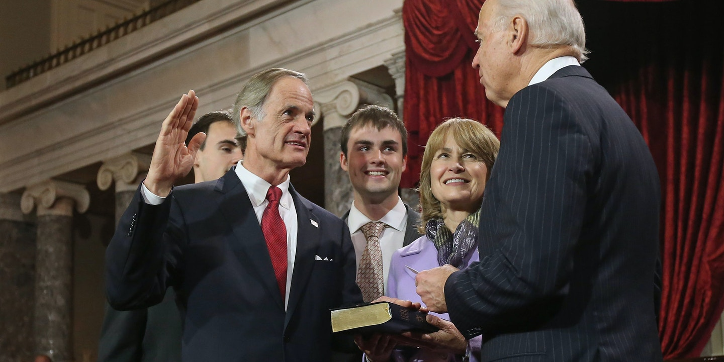 Tom Carper and the Rise and Fall of the Delaware Way