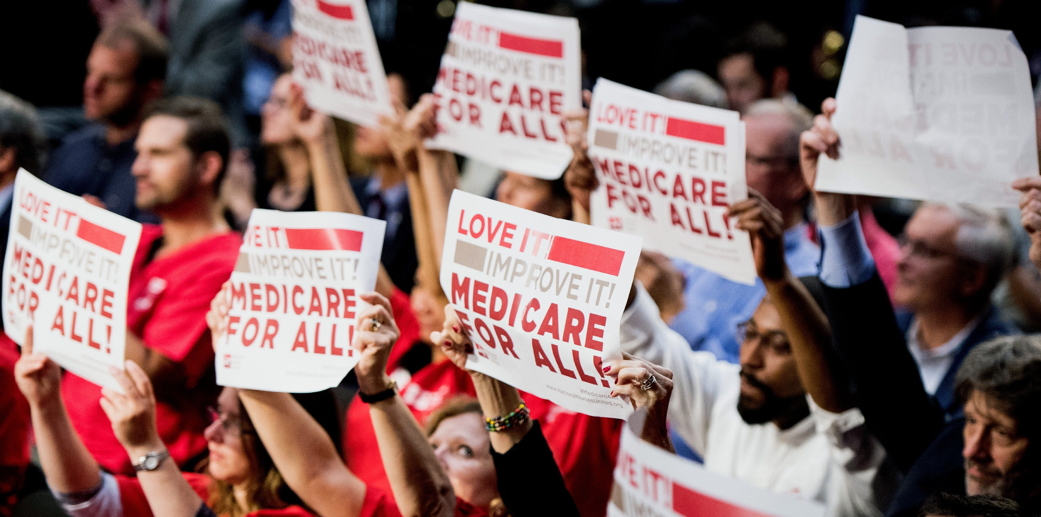 """Koch-Backed Think Tank Finds That """"Medicare for All"""" Would Cut Health Care Spending and Raise Wages. Whoops."""