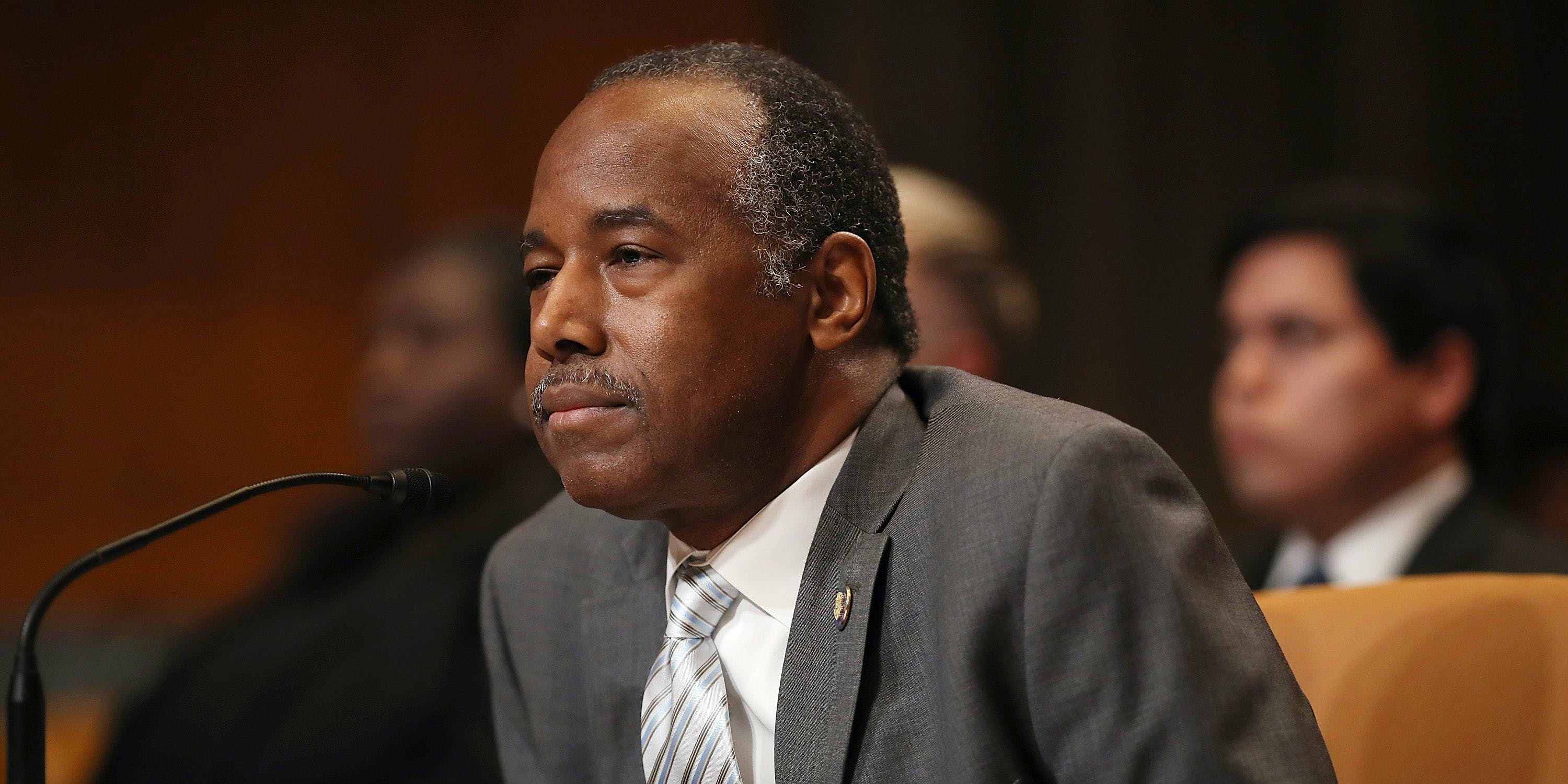 Ben Carson's Drive to Further Segregate Housing Gets a Boost in Court