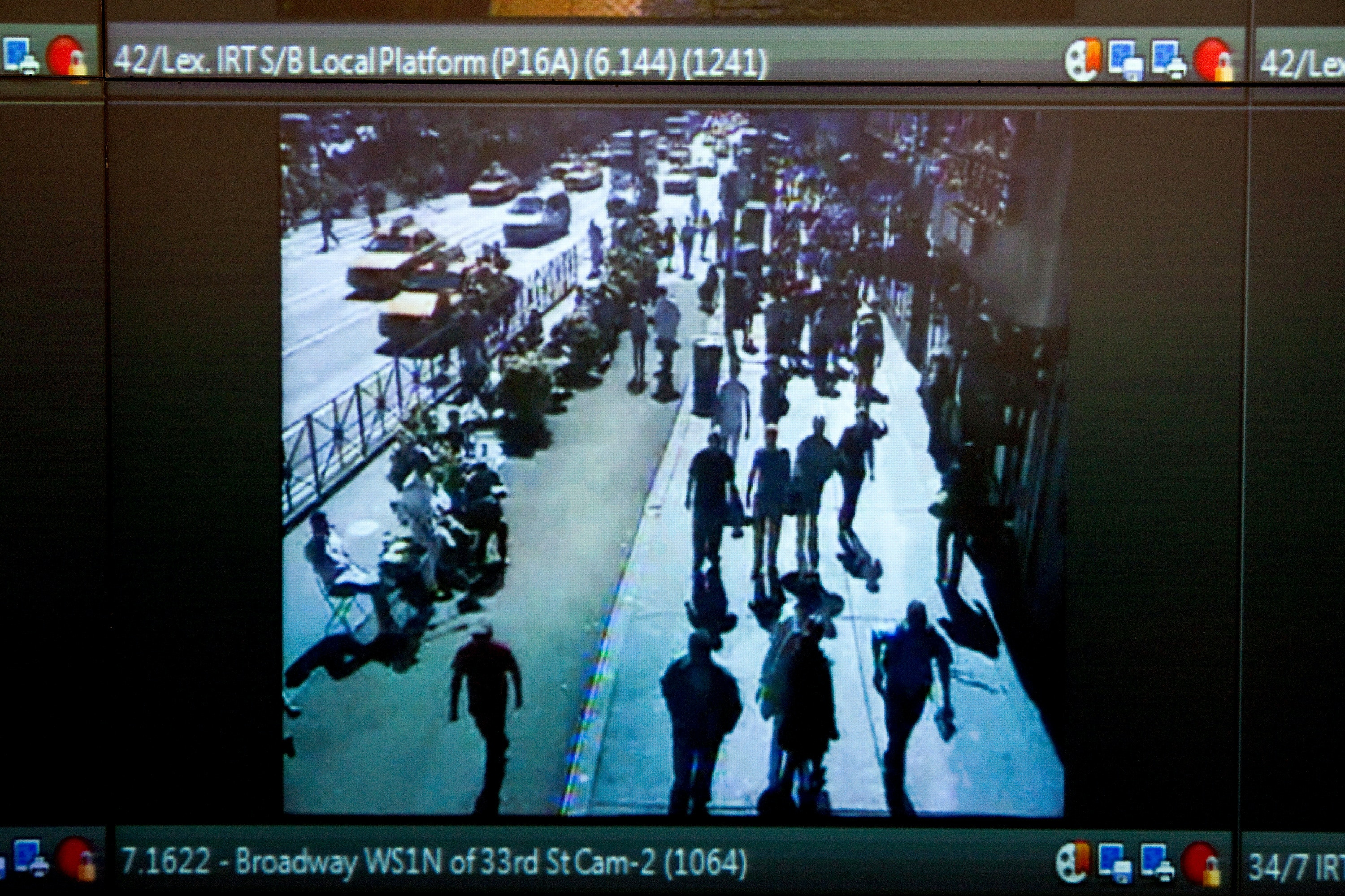 IBM Used NYPD Footage to Develop Skin Color Video Search