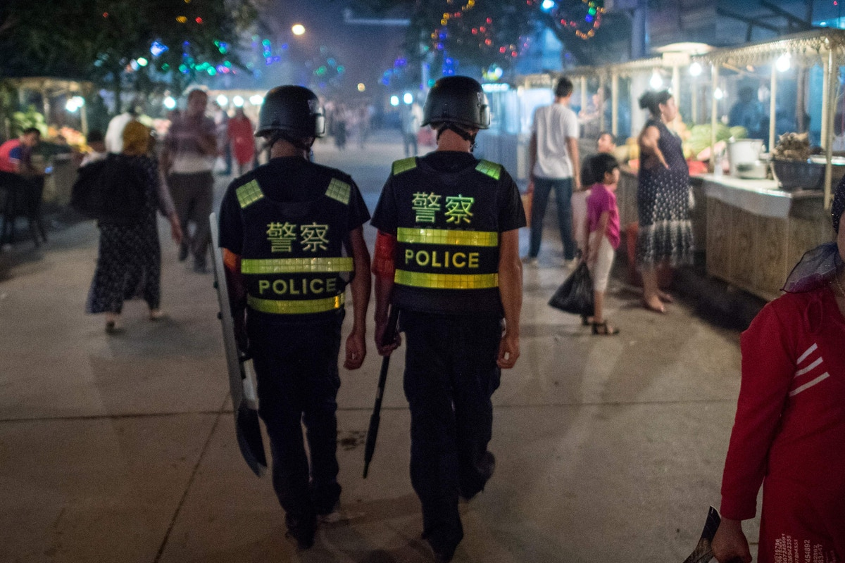 One Million Muslim Uighurs Have Been Detained by China, the U.N. Says. Where's the Global Outrage?