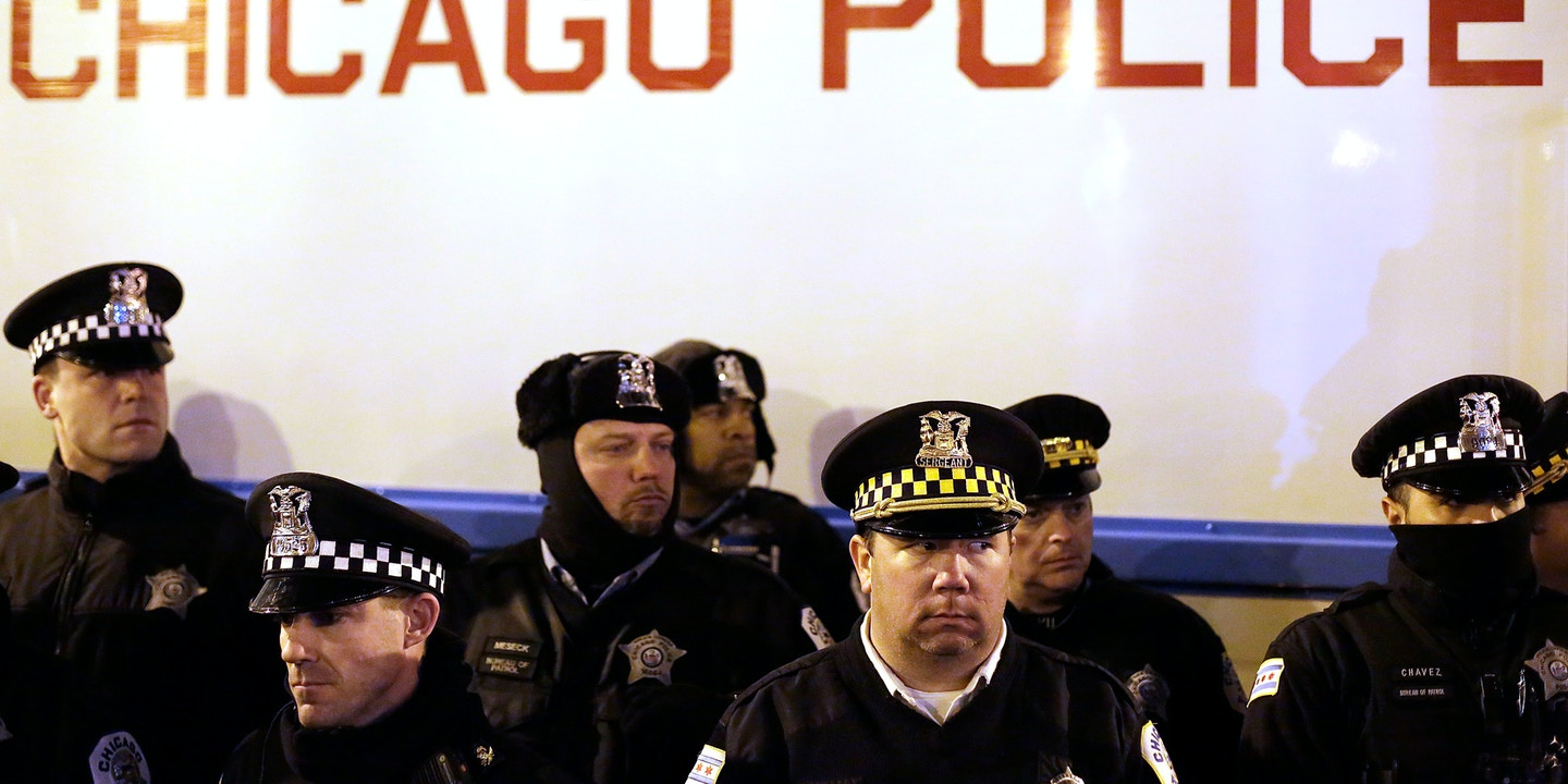 130 Chicago Officers Account for 29% of Police Shootings