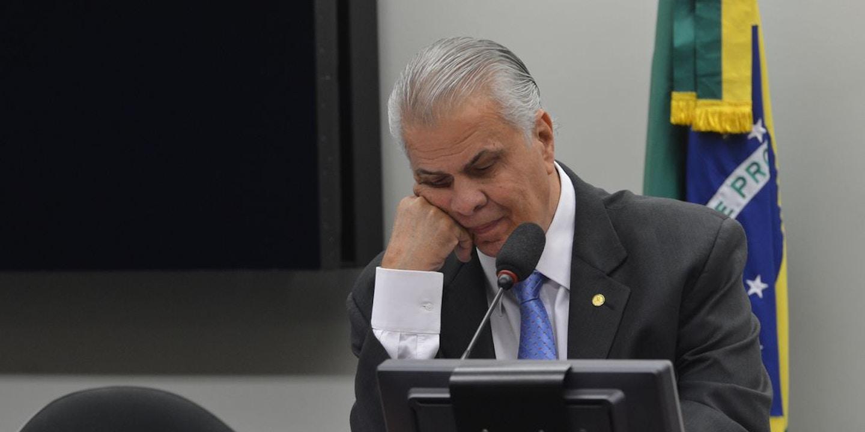 O deputado José Carlos Araújo, do PR da Bahia, autor da emenda que permite o retorno de indicações políticas em estatais.