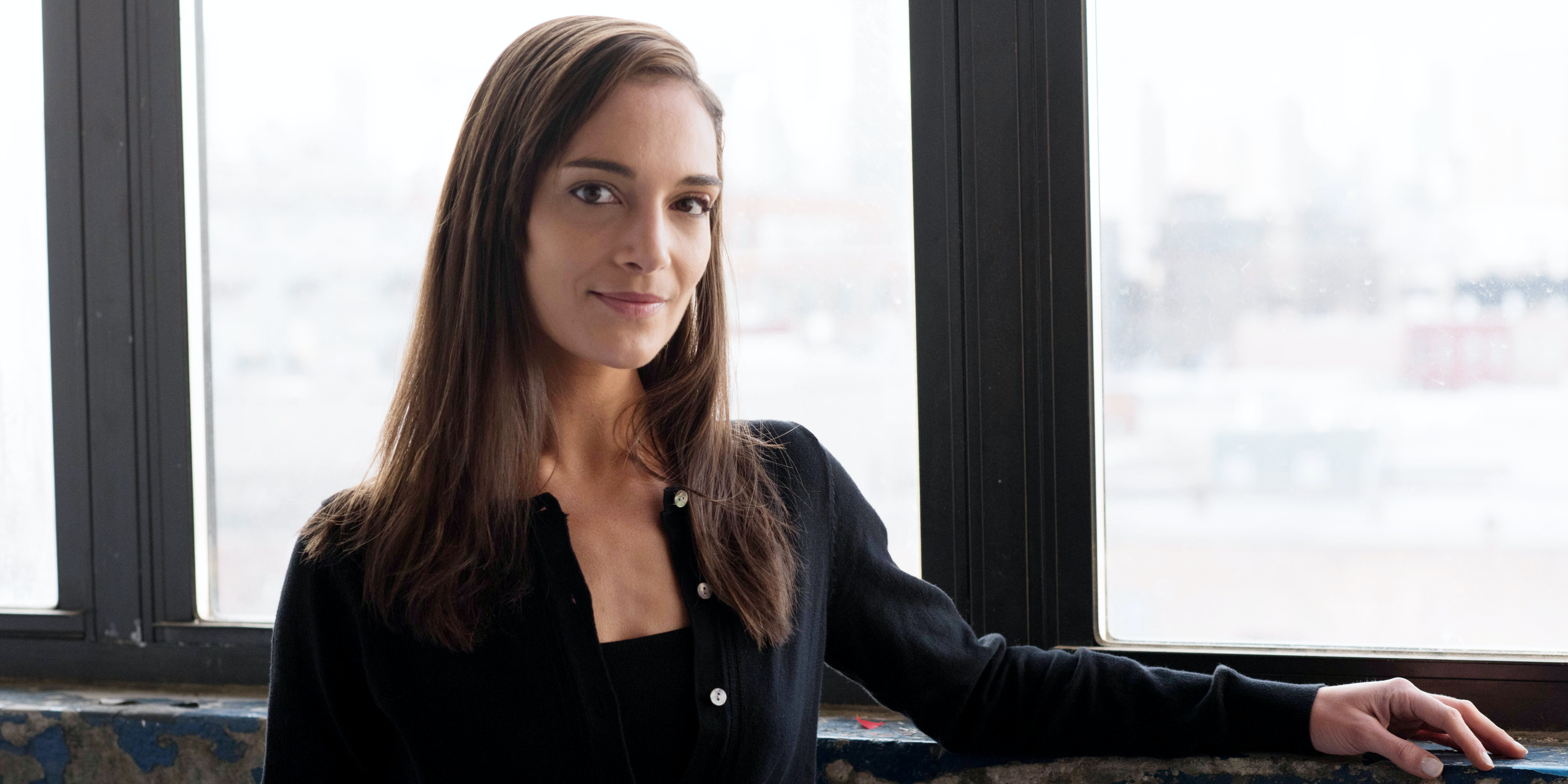 Photo Alex Purifoy Julia Salazar Campaign