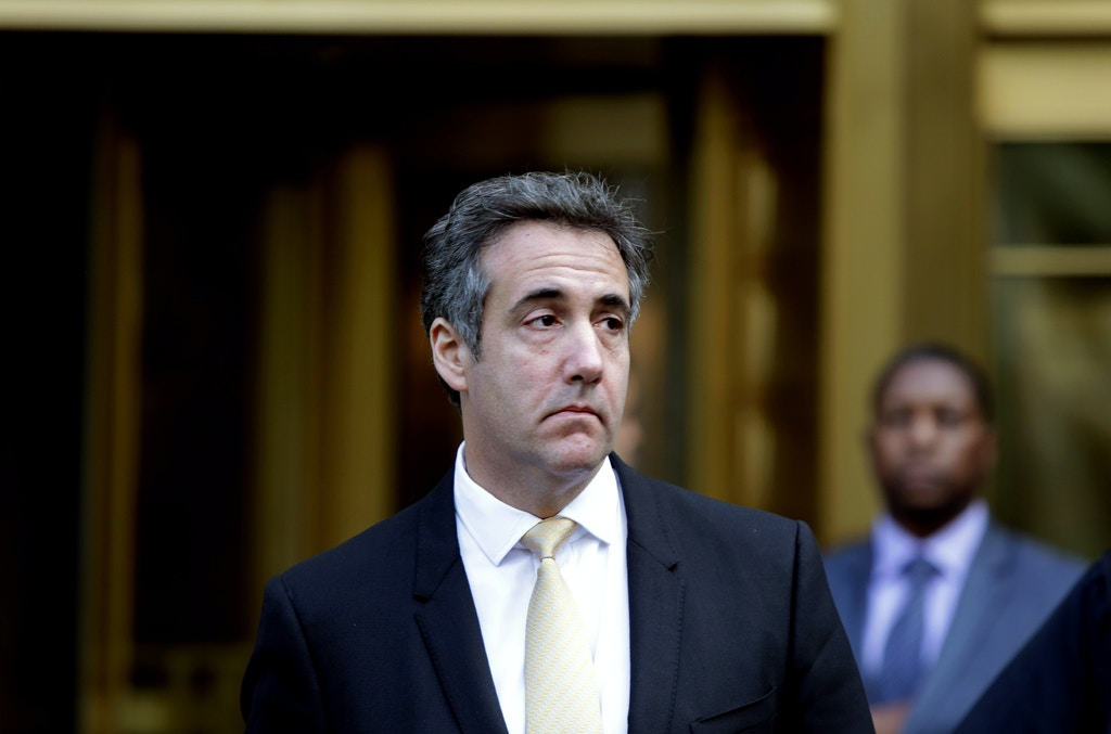 NEW YORK, NY - AUGUST 21: Michael Cohen, former lawyer to U.S. President Donald Trump, exits the Federal Courthouse on August 21, 2018 in New York City. Cohen reached an agreement with prosecutors, pleading guilty to charges involving bank fraud, tax fraud and campaign finance violations.(Photo by Yana Paskova/Getty Images)