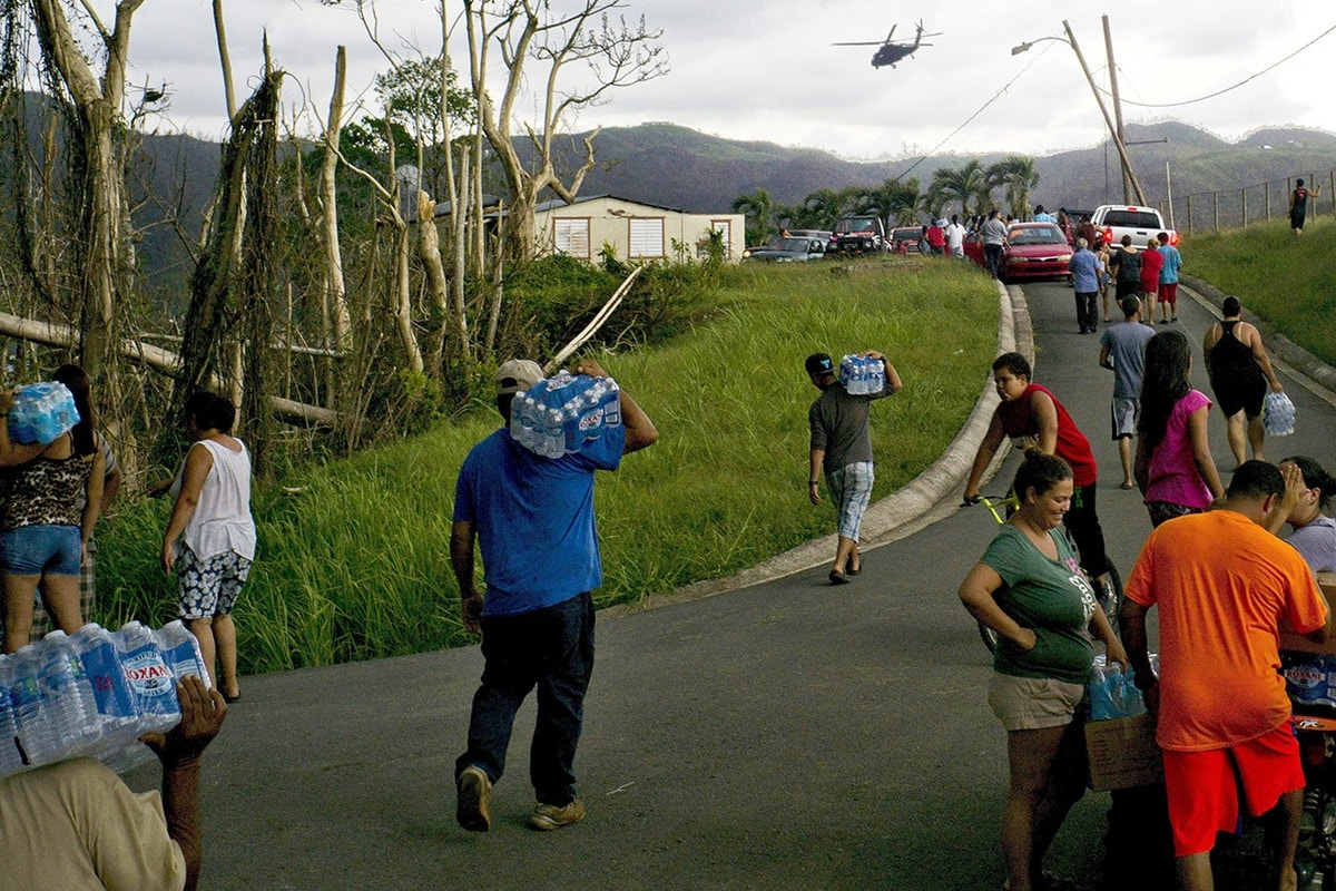 There's Nothing Natural About Puerto Rico's Disaster