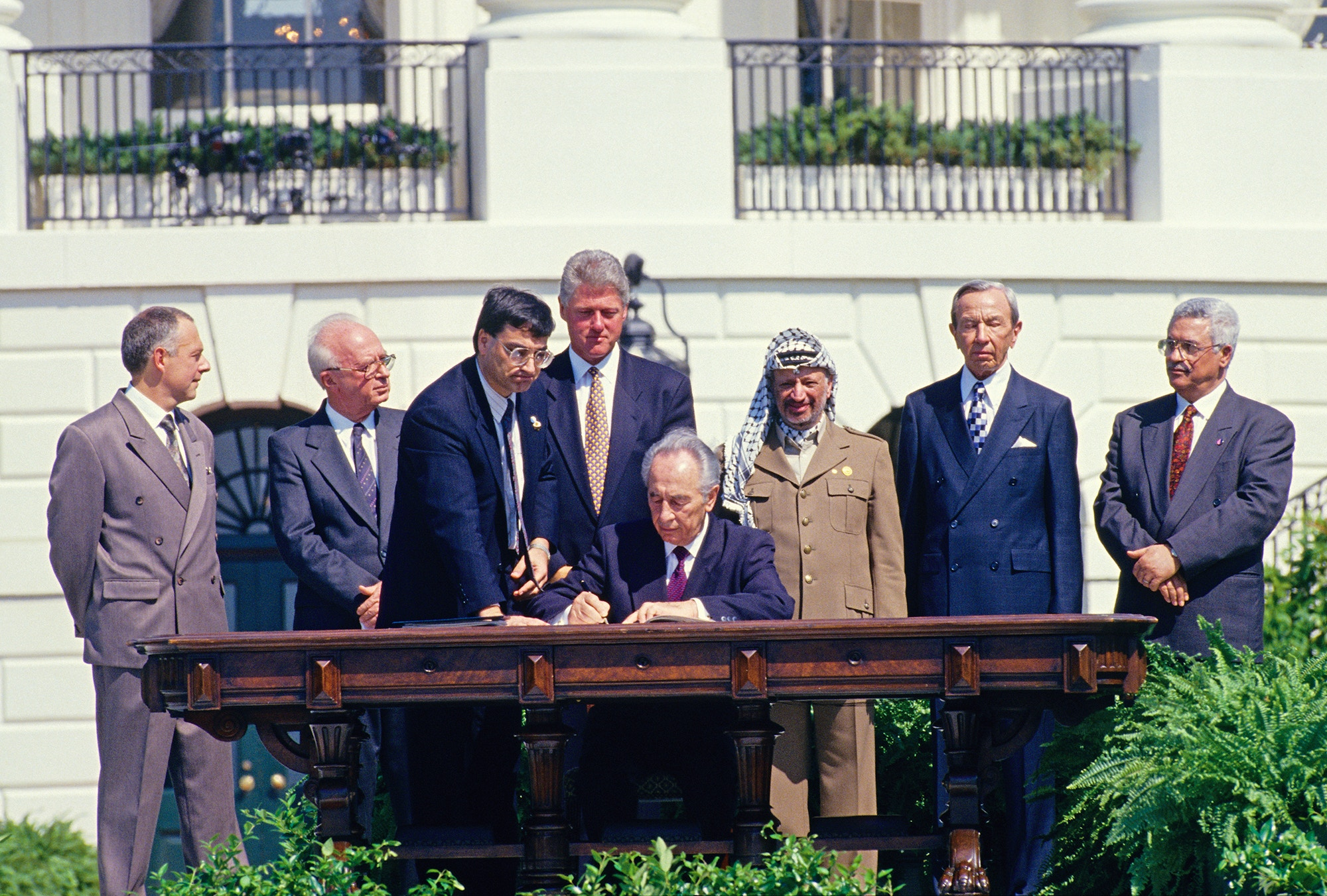 How The Oslo Accords Betrayed Palestinian Women