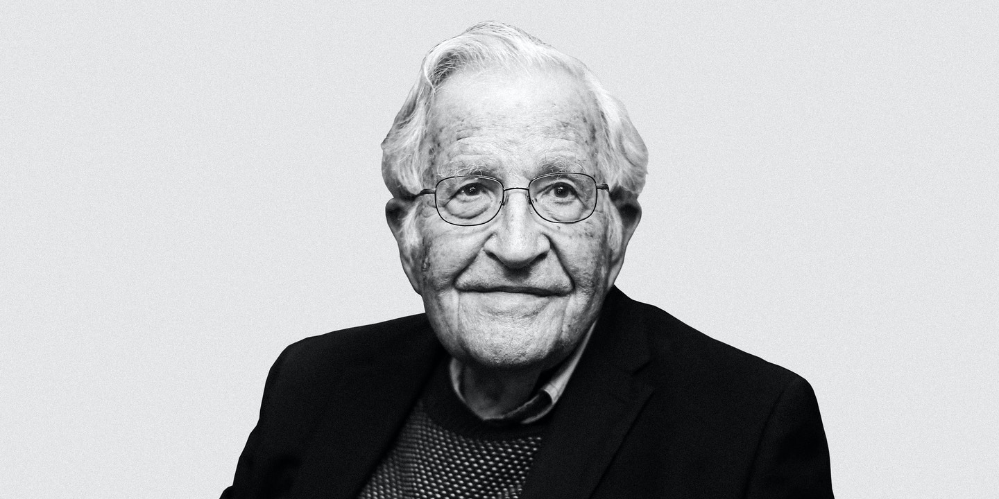 American Dissident: Noam Chomsky on the State of the Empire