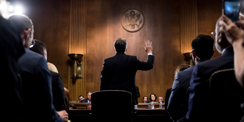 The Unbearable Dishonesty Of Brett Kavanaugh