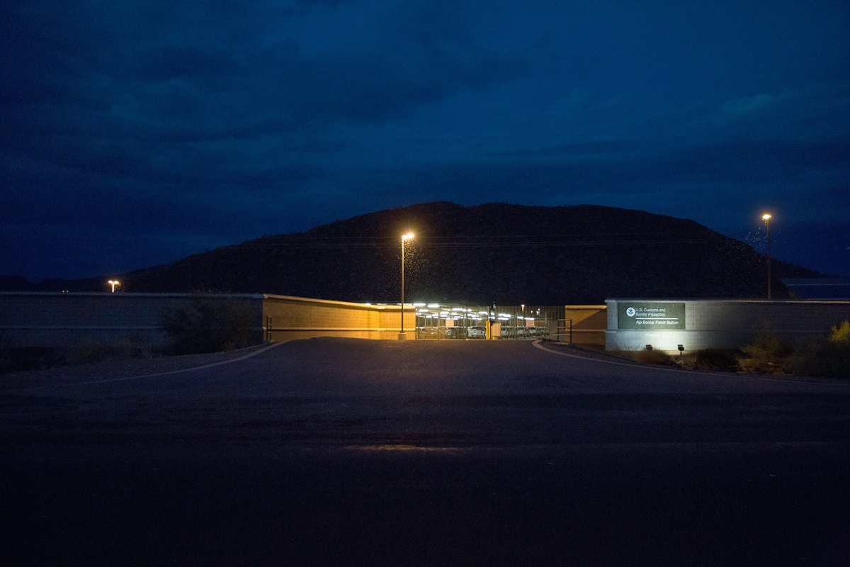 Justice Department Attempts to Suppress Border Patrol Texts