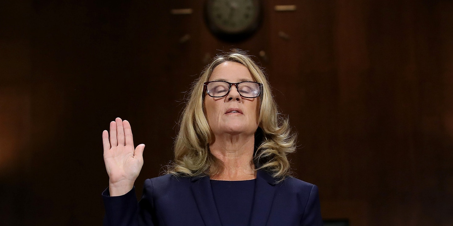 86f02a291bf Key Moments in the Senate Testimony of Christine Blasey Ford and Brett  Kavanaugh