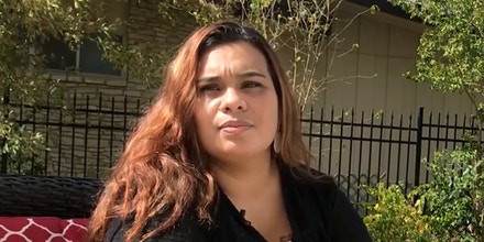 Leidy Duenas-Claros, in an interview with RAICES.