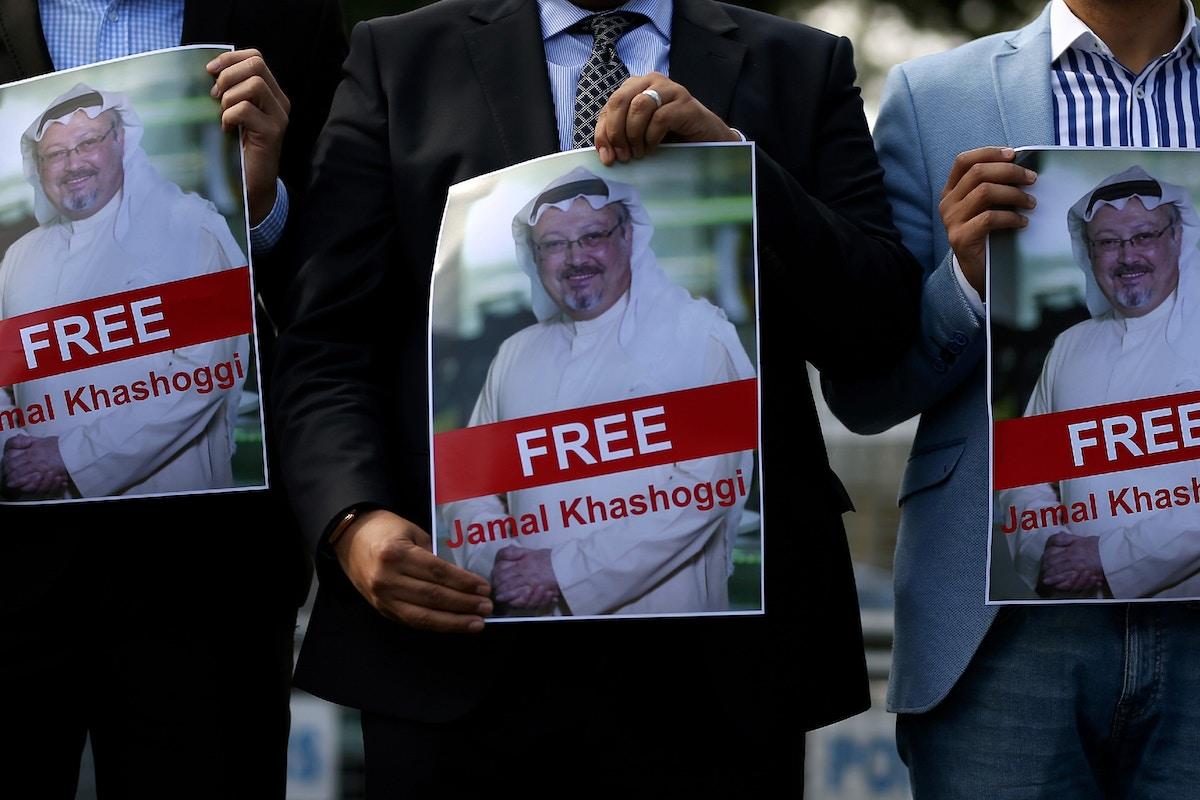 Let's Use Social Media to Put Pressure on Saudi Arabia Over Jamal Khashoggi's Disappearance