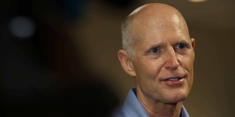 Florida Handed $200 Million to Rick Scott Donor Amid Massive Contribution to Scott's Super PAC