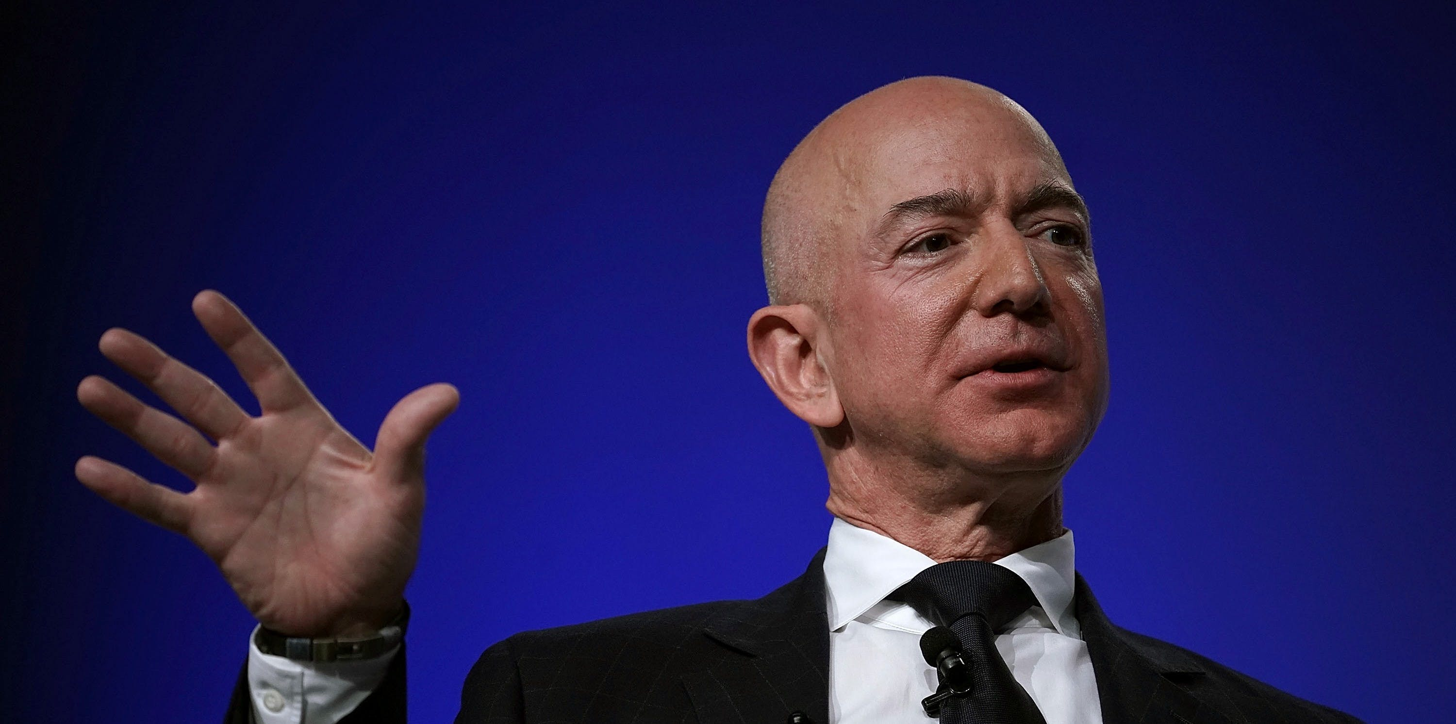 Jeff Bezos Protests the Invasion of his Privacy as Amazon Builds a Sprawling Surveillance State For Everyone Else