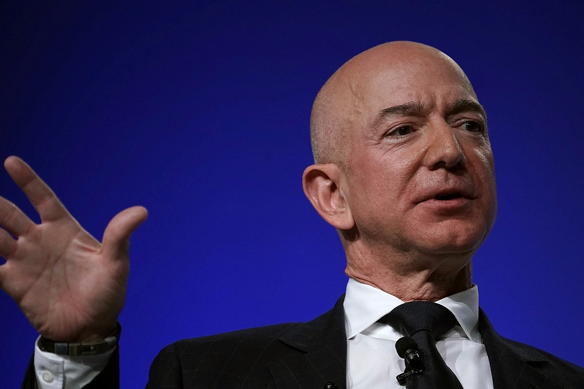 Jeff Bezos Protests the Invasion of His Privacy, as Amazon Builds a Sprawling Surveillance State for Everyone Else