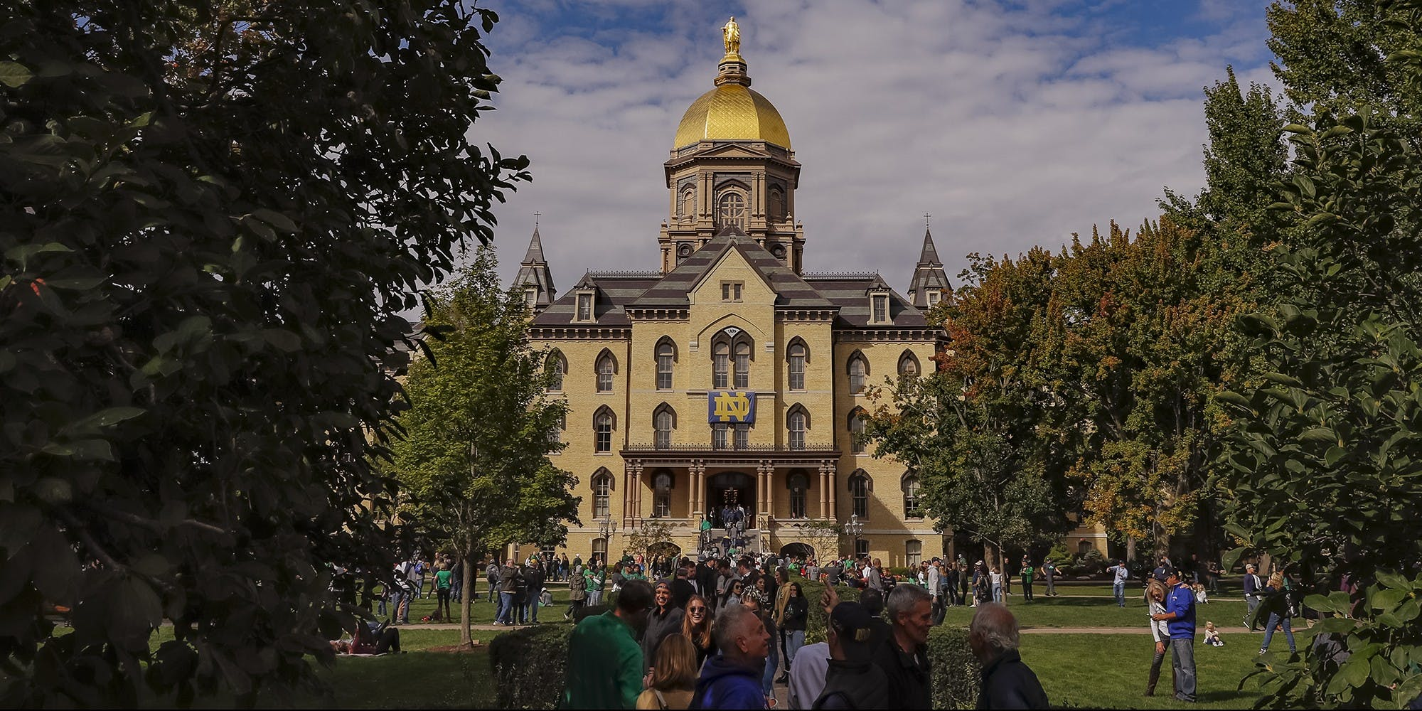 Notre Dame Struck a Secret Deal With the Trump Administration to Deny Birth Control Coverage. Now Students Are Fighting Back.