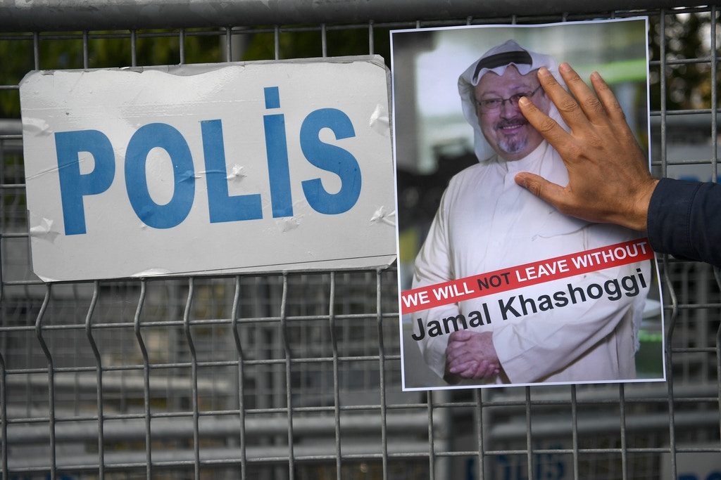 Promised Reforms in Saudi Arabia Giving Way to Crackdown on Dissent