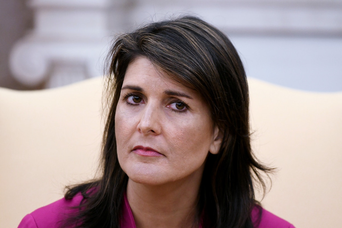 Don't Call Nikki Haley a Moderate. She's an Extremist on Israel, Iran, and Human Rights.
