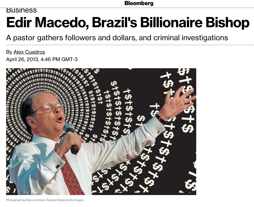 In Jair Bolsonaro's Brazil, Far-Right Billionaire's Media