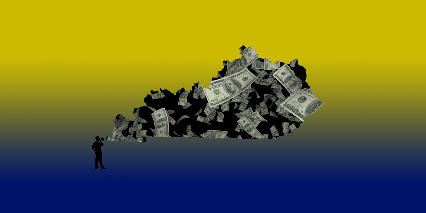 How a Gang of Hedge Funders Strip-Mined Kentucky's Public Pensions