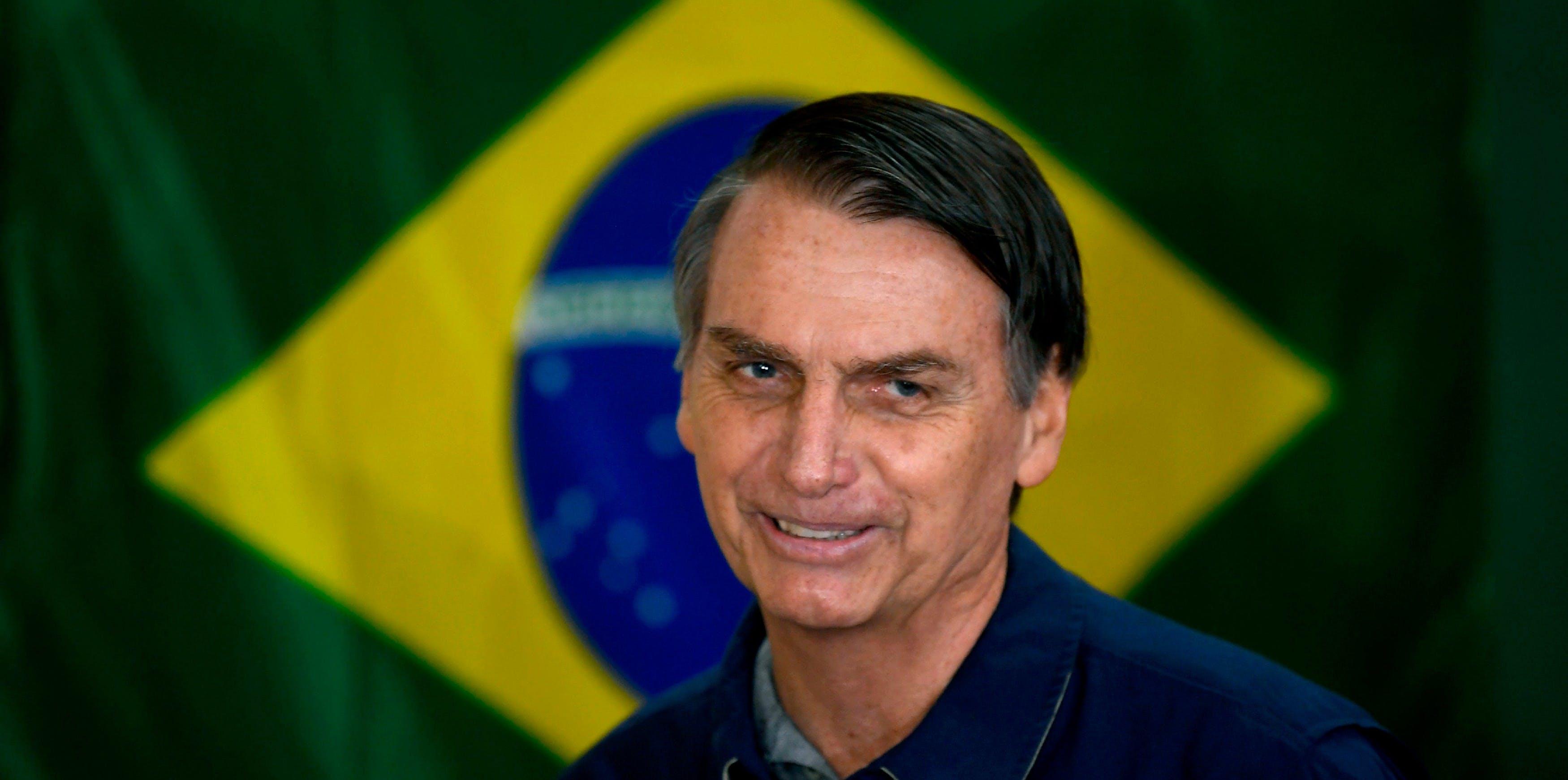 U S Executives Brazil U0026 39 S Jair Bolsonaro Is U201cBullish
