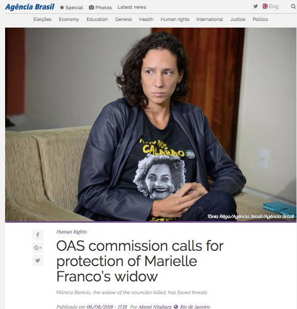Roger Waters Marielle Franco And The Power Of Inspiration In The