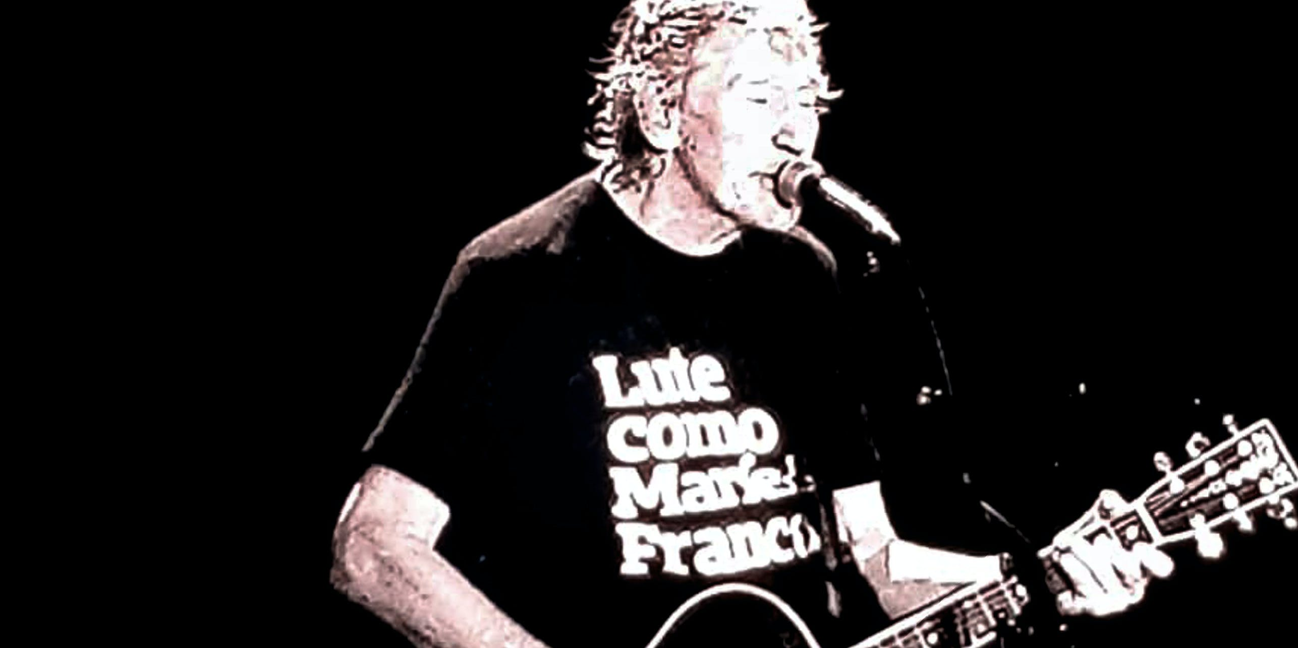 Roger Waters, Marielle Franco, and the Power of Inspiration in the Face of Darkness and Danger