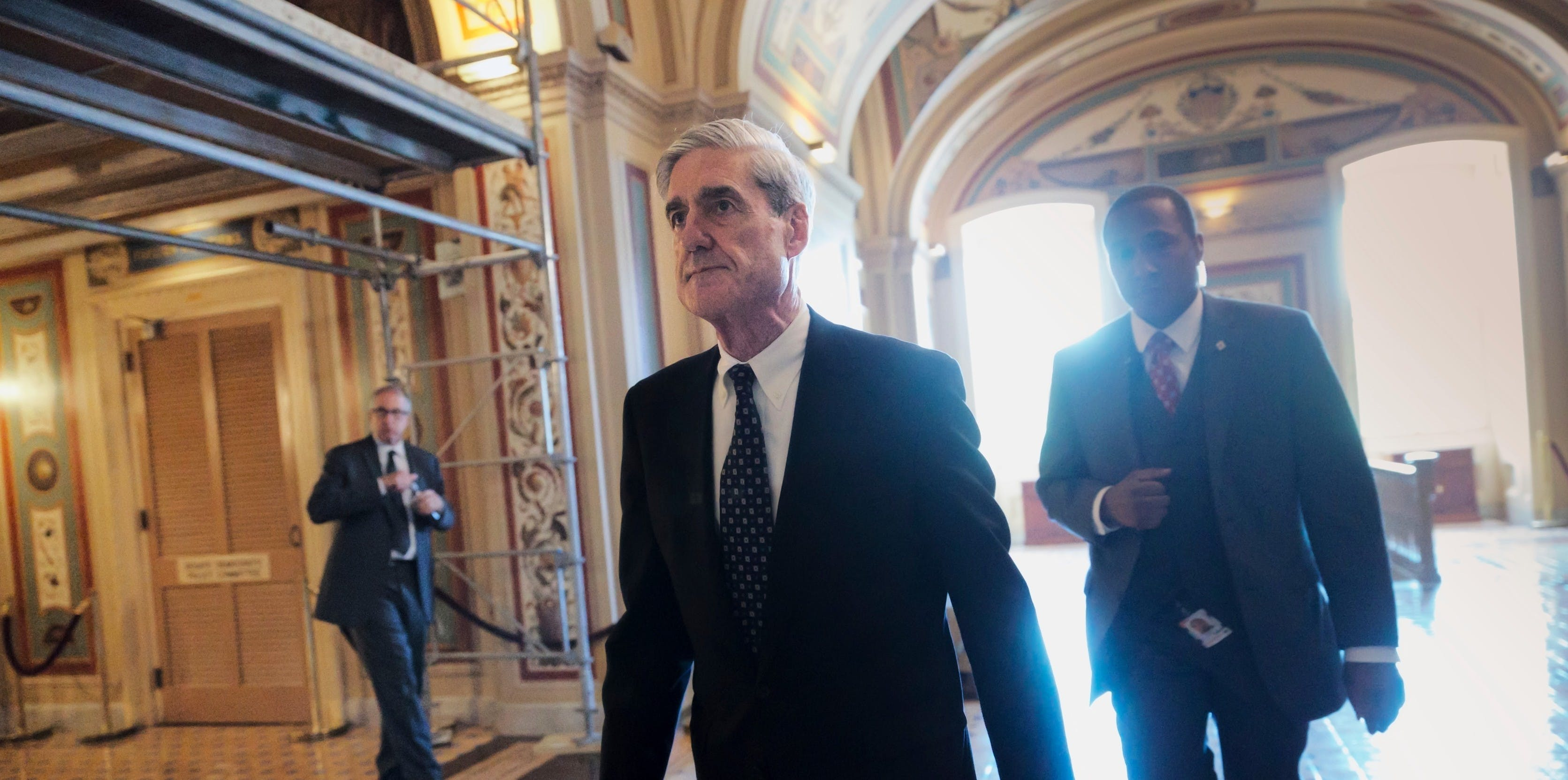 As the Mueller Probe Heats Up, Donald Trump's Lies Are Giving Way to the Truth