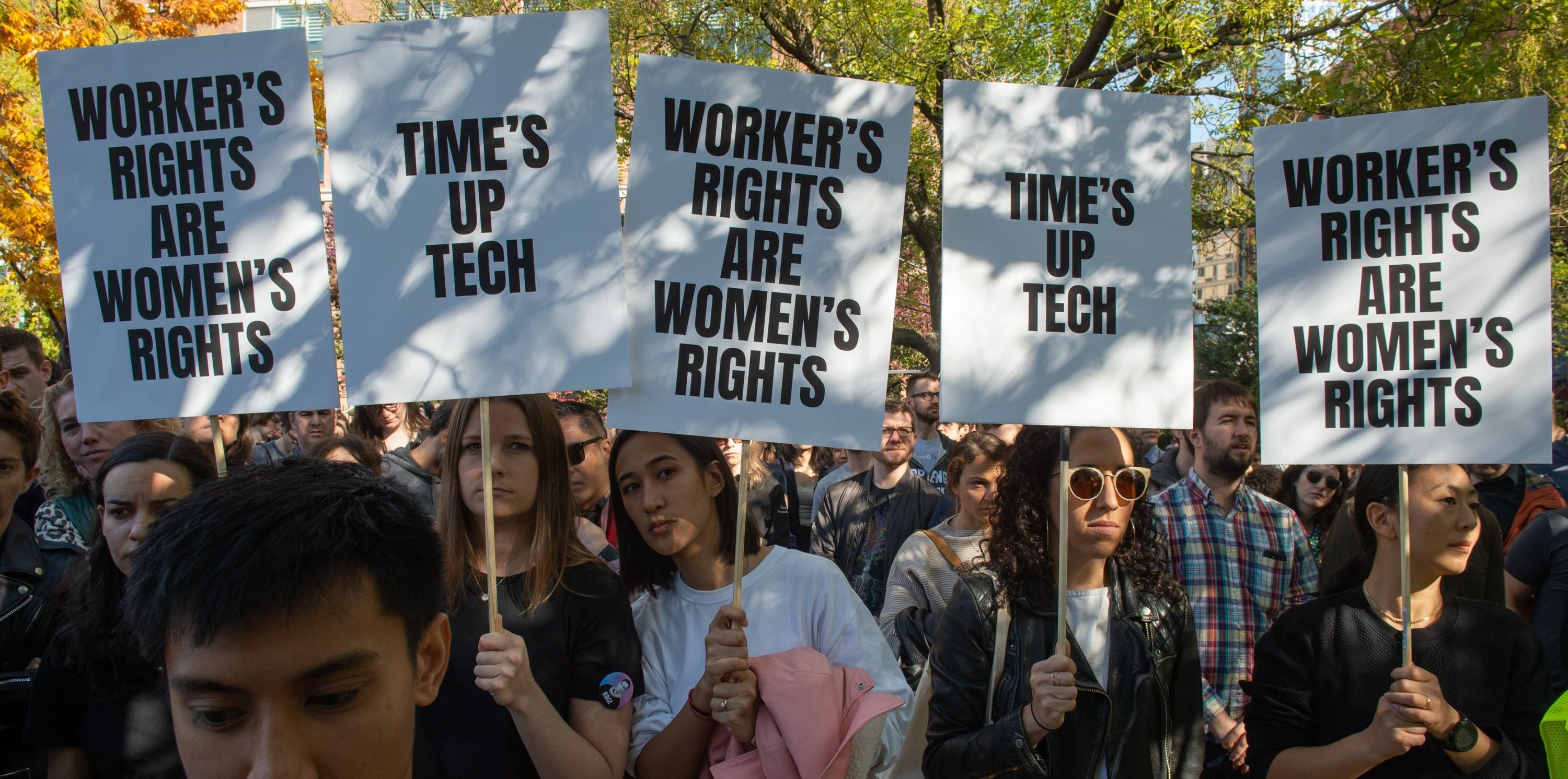 Google and Facebook Ended Mandatory Arbitration for Sexual Harassment Claims. Will Workers Outside the Tech Industry Benefit?