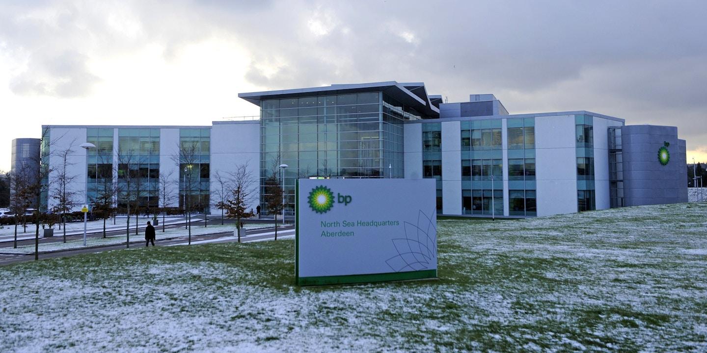 british petroleum headquarters