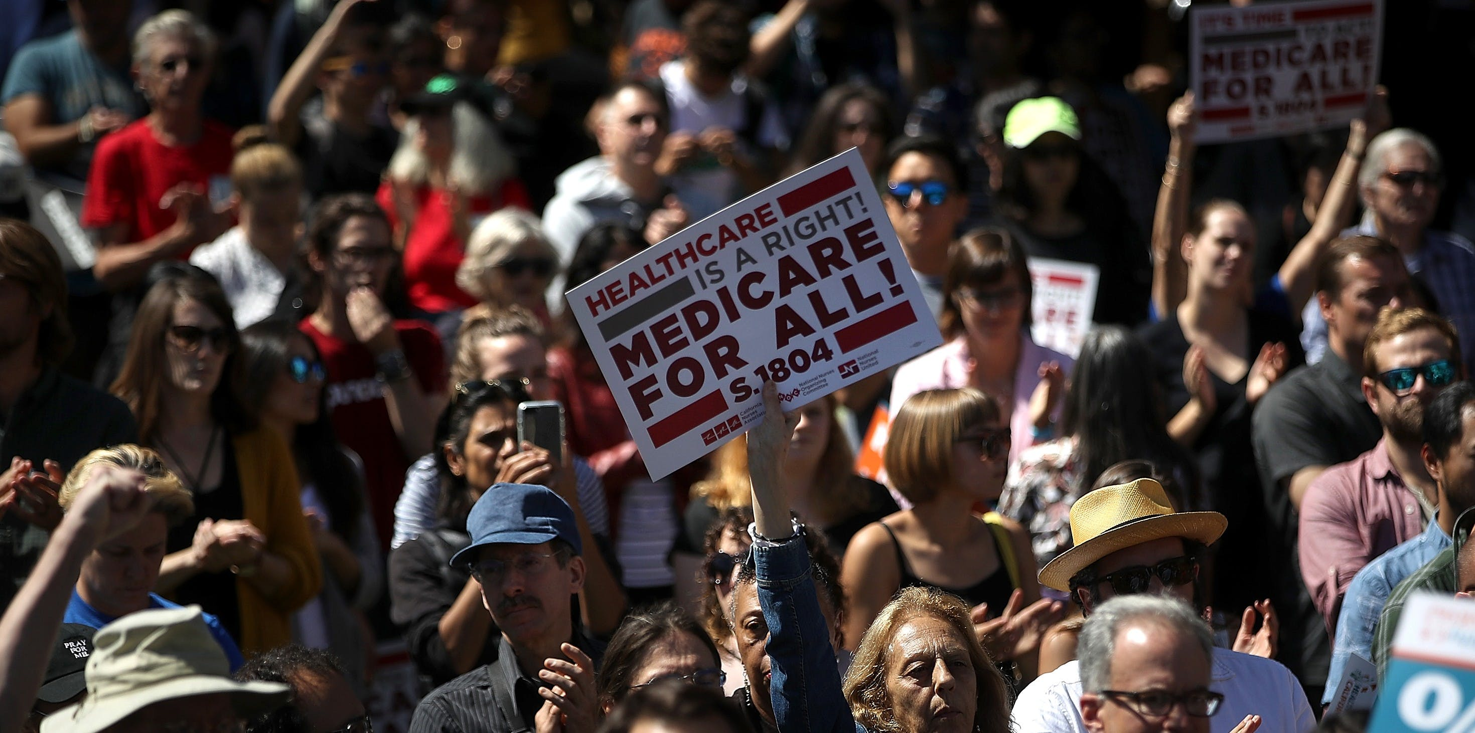 "Lobbyist Documents Reveal Health Care Industry Battle Plan Against ""Medicare for All"""
