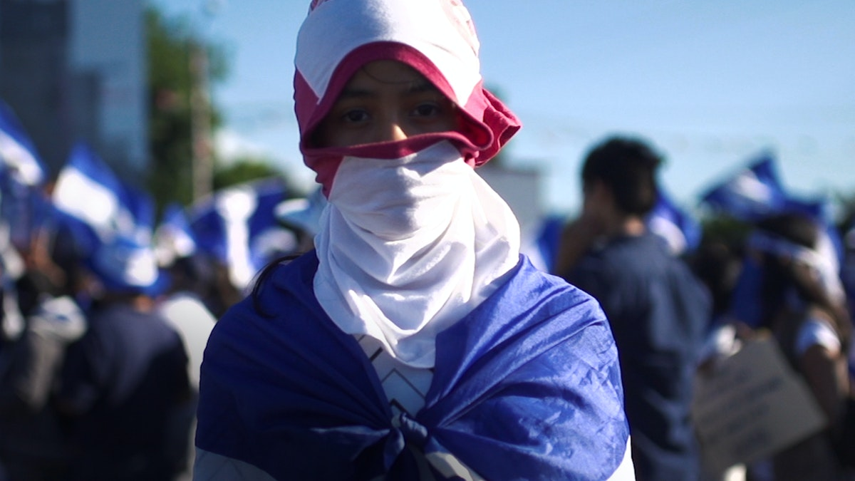 theintercept.com - Sarah Kinosian - How Nicaragua Uses Anti-Terror Laws Against Protesters to Suppress Dissent
