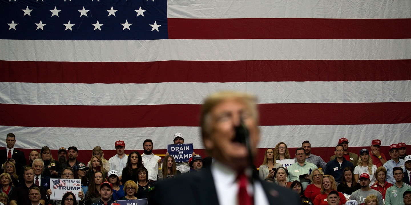 c23d1a1d774 Life After Trump · How Donald Trump Saved the Democratic Party From Itself  · 161. President Donald Trump speaks at a Make America Great Again ...