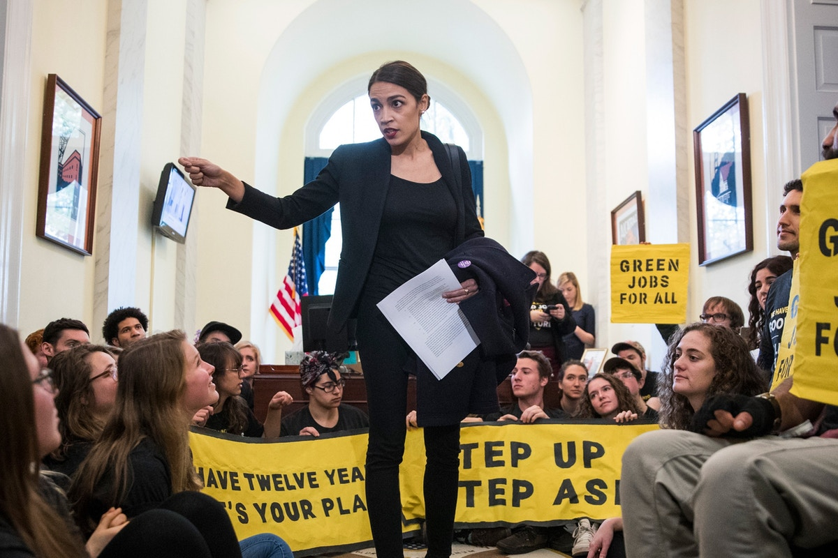 The Game-Changing Promise of a Green New Deal