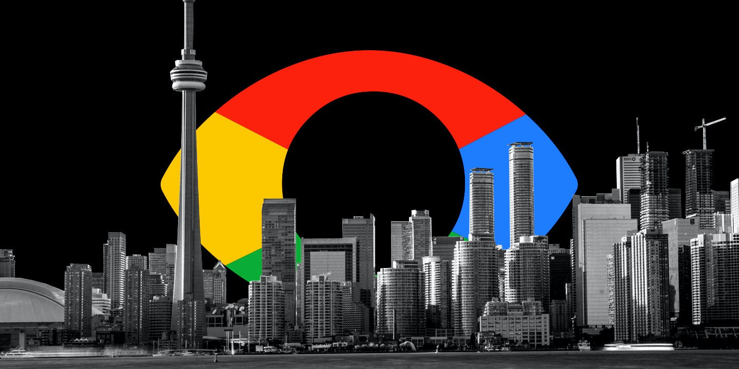"Google's ""Smart City of Surveillance"" Faces New Resistance in Toronto"