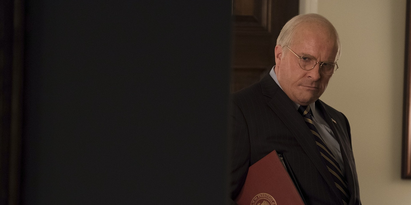"""Vice"""" Entertains While Staying True to Dick Cheney's Evil"""