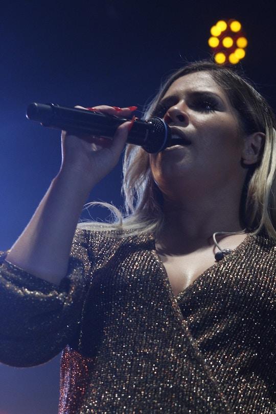 Marília Mendonça canta seu feminismo sem jargão no dia 21 de dezembro de 2018, no Espaço das Américas em São Paulo.